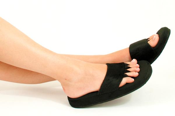 3f2a37e83300 Yoga Sandals® Comfys™ Slippers  Yoga Sandals® Comfys™ Black Panther